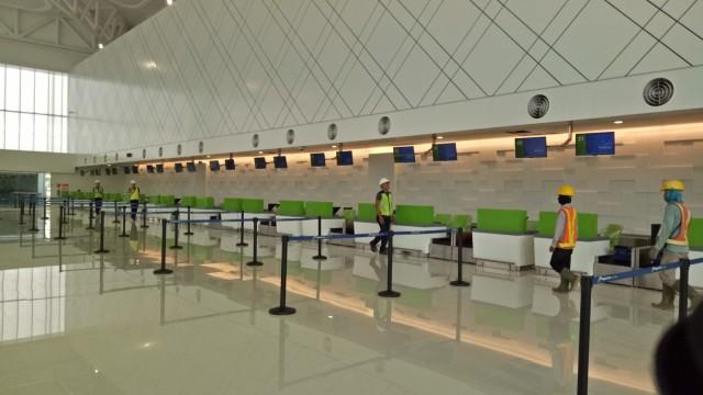 Hari Ini, Terminal Baru Bandara Ahmad Yani Resmi Beroperasi (483343)