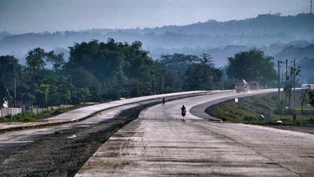 Tol Salatiga-Kartasura.