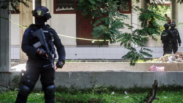 Teroris di Unri Memiliki Hubungan Dekat dengan Penyerang Mapolda Riau (73008)
