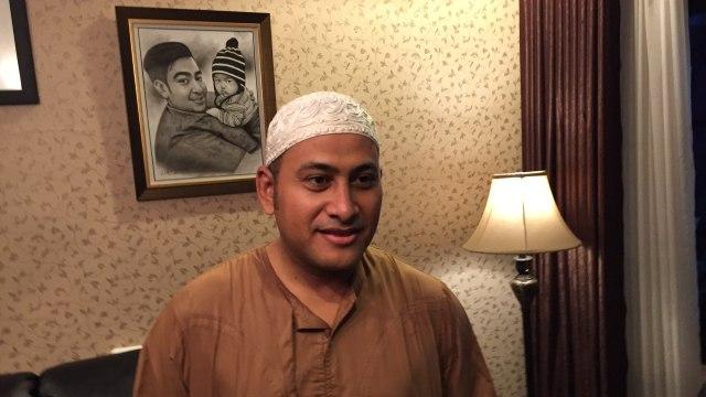Said 'Bajuri' Kesepian Jalani Ramadhan Tanpa Istri (192615)