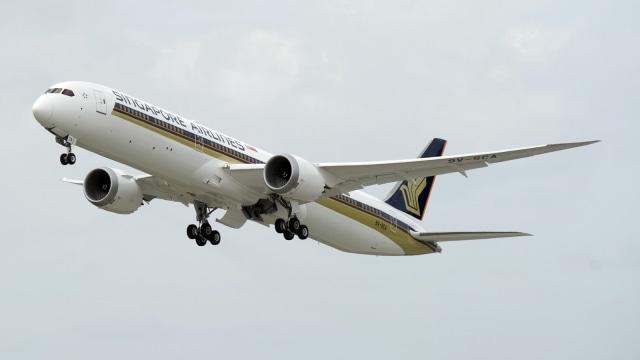 Kalahkan Qatar Airways, Singapore Airlines Menangi Skytrax Awards 2018 (148504)
