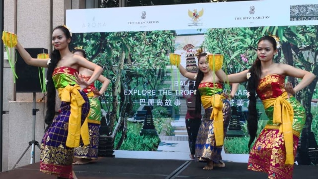 Pesona Kuliner dan Tarian Tradisional di Bali Food Festival Beijing (130678)