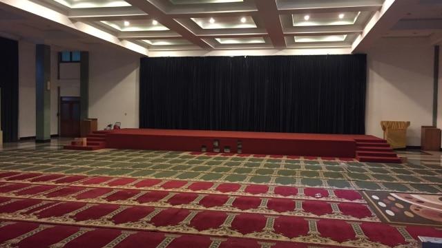 Bernostalgia di Masjid 'Lorong Waktu' (95441)