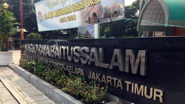 Bernostalgia di Masjid 'Lorong Waktu' (95440)