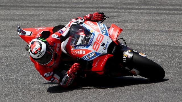 Catatan Manis Lorenzo Usai Jadi Juara MotoGP Italia (64622)