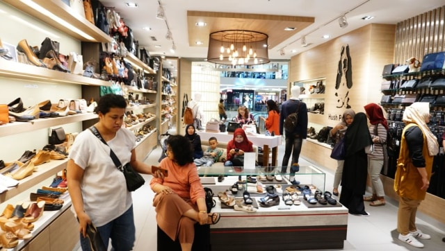Midnight Sale di Mal Senayan City
