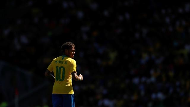 Belum Waktunya Brasil Berharap pada Neymar (232961)