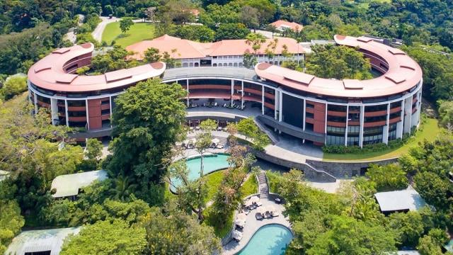 Capella Hotel Singapura