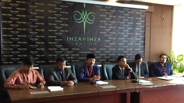 Konpers HTI di Ihza & Ihza Law Firm