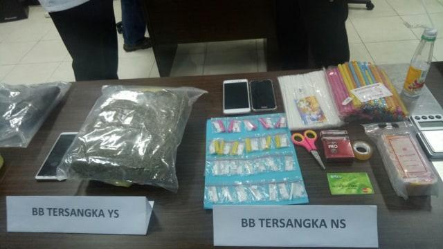 BNNP Bali Tangkap Lima Pengedar Narkoba Jaringan Lapas Kerobokan (194146)