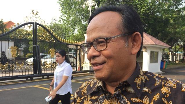 Jokowi Yakin Masalah Penceramah Radikal di Masjid Teratasi  (5598)