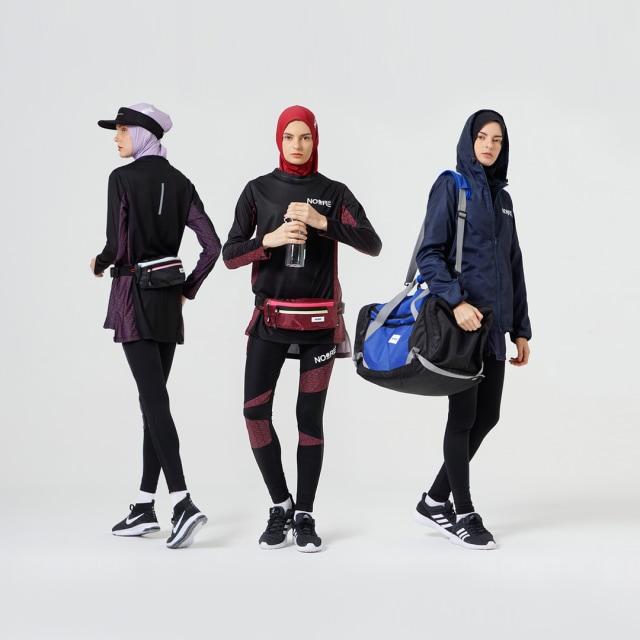 Noore, Brand Hijab Khusus Olahraga Buatan Indonesia (1030743)