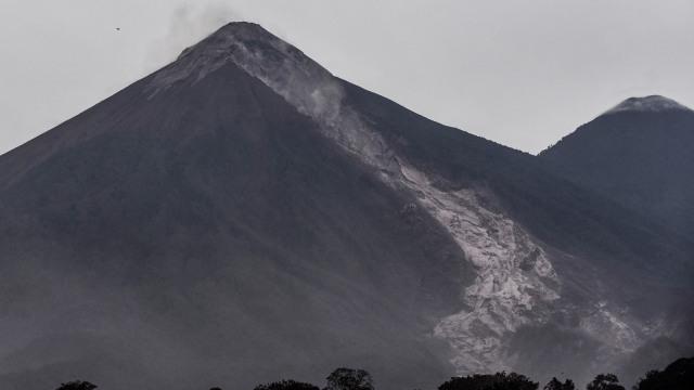 Gunung Merapi Guatemala