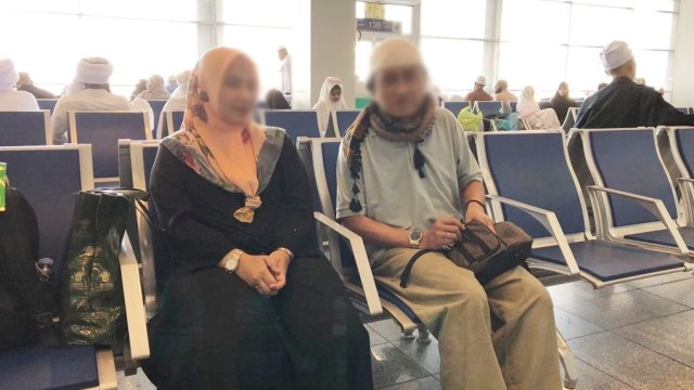 WNI Pembawa Peluru di Arab Saudi Akhirnya Bebas (206043)