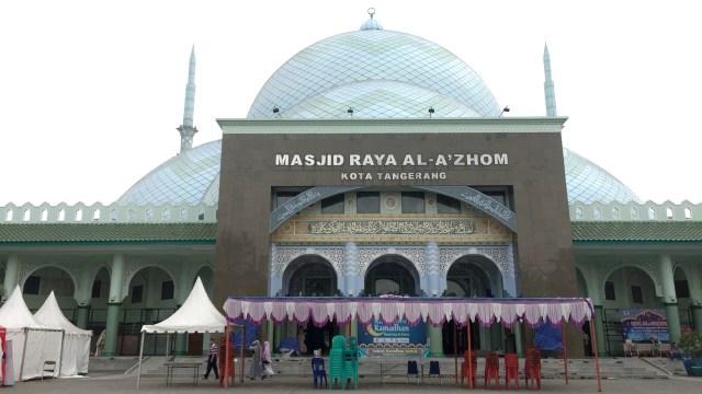 Masjid Raya Al A'zhom, Kota Tangerang