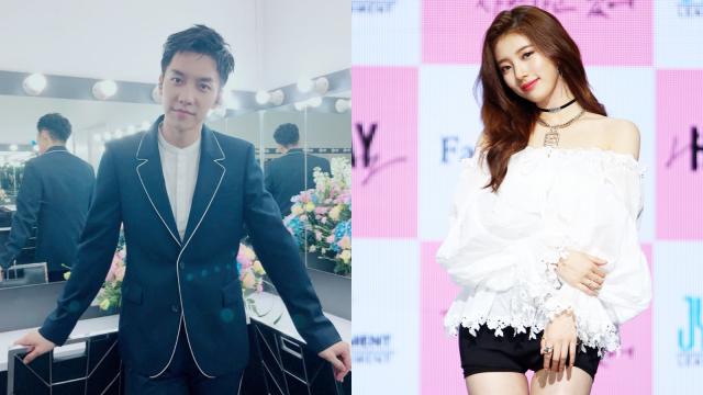 Lee Seung-gi dan Suzy