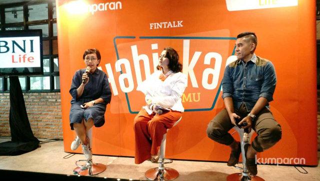 "BNI Life Gelar Financial Talk ""Habiskan THR-Mu!"" (2510)"