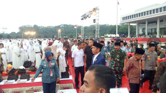 Buka puasa bersama di Mabes TNI Cilangkap