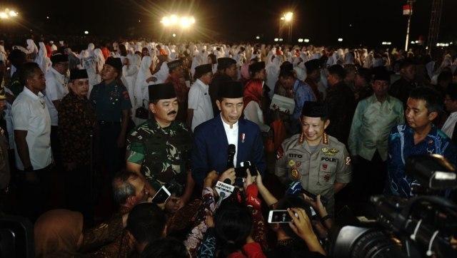 Hadi Tjahjanto, Jokowi, Tito Karnavian