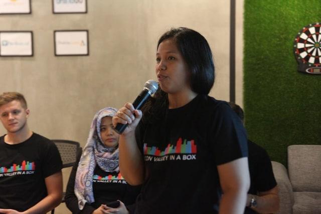 Visi GandengTangan Bantu Pedagang Mikro di Indonesia (80408)