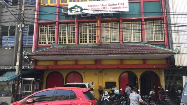 Masjid Lautze, Sawah Besar, Jakarta Pusat