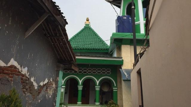 Masjid tertua di Tanggerang Masjid Kalipasir