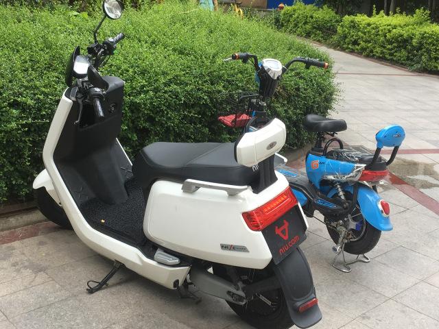 Sepeda Listrik Populer di China