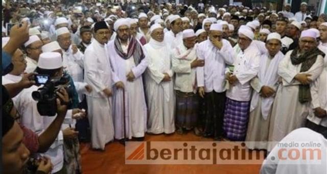 Kiai Idris Sebar Maklumat Dukung Gus Ipul ke Belasan Ribu Jemaah (3730)