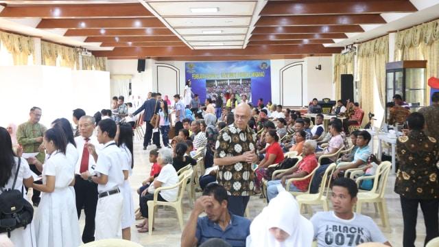 Perlindungan Maksimal WNI Keturunan di Mindanao