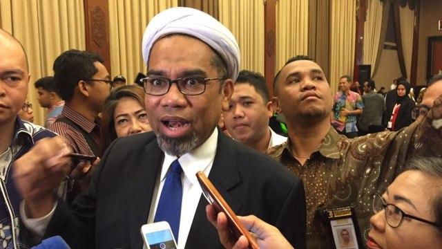 Ngabalin soal Visi Misi Jokowi: 3 Tahun RI seperti Sidratul Muntaha (155746)