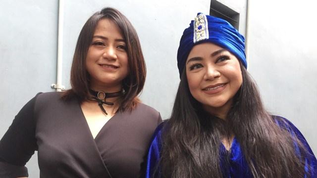 Anisa Bahar dan Jelita Bahar