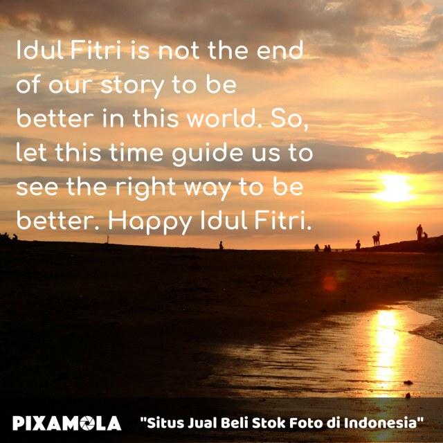 5 Quotes Menarik Ucapan Selamat Hari Raya Idul Fitri Dalam