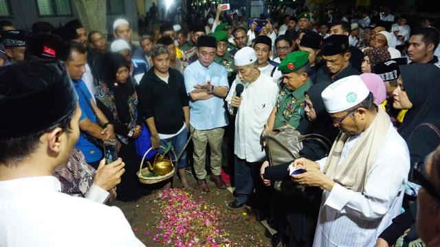 Wasiat Cucu Sultan Aceh Terakhir Sebelum Wafat: Rakyat Harus Bersatu (25047)