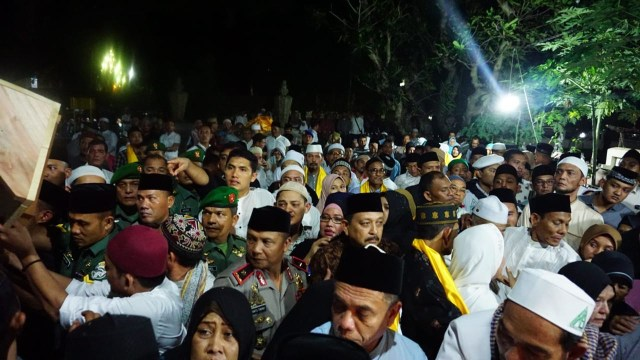 Wasiat Cucu Sultan Aceh Terakhir Sebelum Wafat: Rakyat Harus Bersatu (25048)