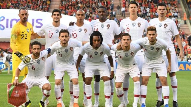 Portugal Belum Ideal untuk Jadi Juara Piala Dunia (235143)