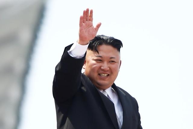 Kim Jong Un (visual promo poster teaser)