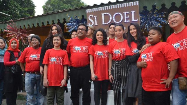 'Si Doel The Movie', Jawaban Kisah Cinta Segitiga Doel, Sarah, Zaenab (732844)