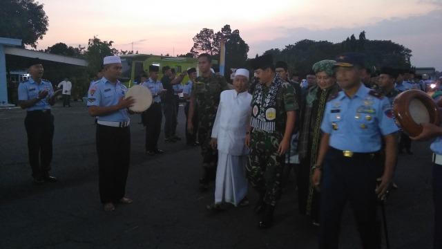 Hadi Tjahjanto di Safari Ramadan Yogyakarta.