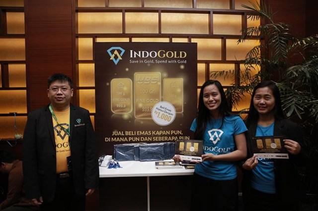 Mudah Investasi Emas dengan Indogold (84729)