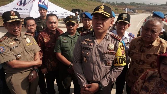 Kapolres Bogor, AKBP Dicky