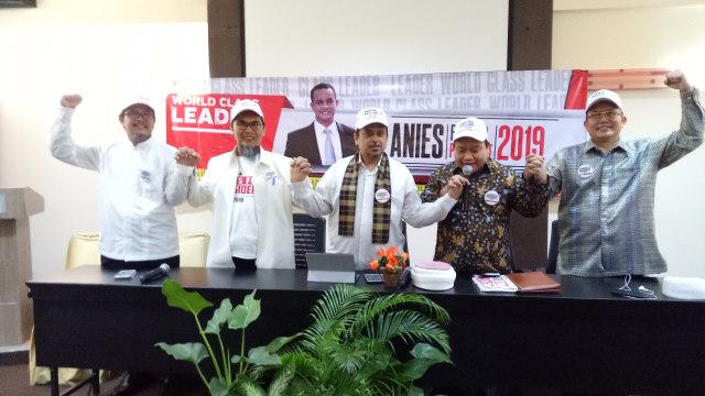 Deklarasi Anies Baswedan Capres 2019
