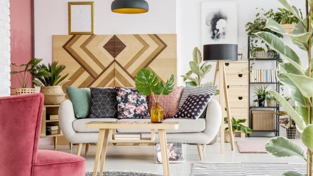 Tanaman hijau untuk dekorasi rumah
