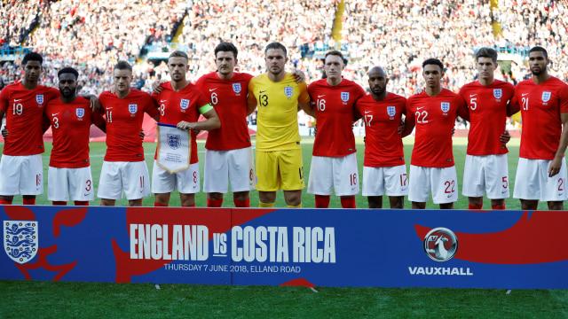 Timnas Inggris
