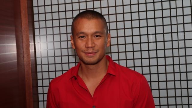 Samuel Rizal Dalam Jumpa Press Film Target