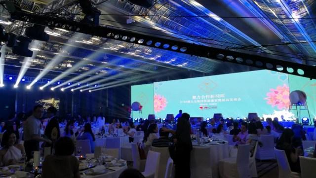 Acara tahunan perusahaan walet Yan Ty Ty