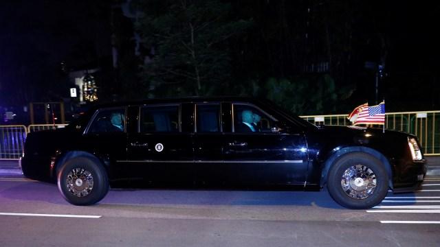 Kenalan dengan 'The Beast', Mobil yang Akan Dipakai Presiden AS Joe Biden (123850)