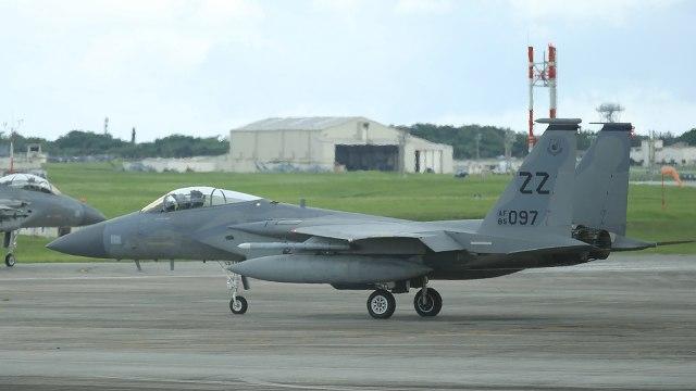 Jet Tempur F-15 Ganggu Maskapai Sipil, Iran Kecam AS (39883)