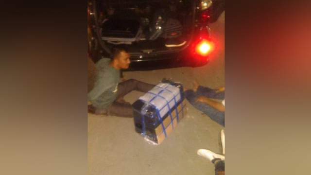 BNN Tangkap Penyelundup 10 Kilogram Sabu