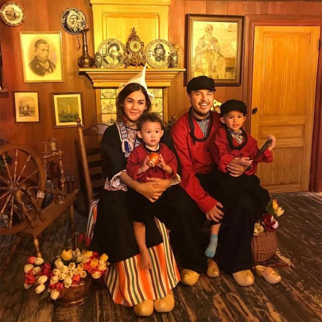 Sissy Prescillia, Rifat Sungkar dan anak-anak