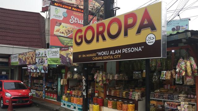 Oleh-oleh khas Bogor